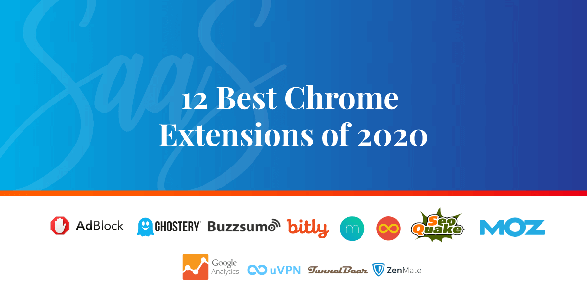 Best Chrome Extensions 2020.12 Best Google Chrome Extensions And Apps Of 2020 All That
