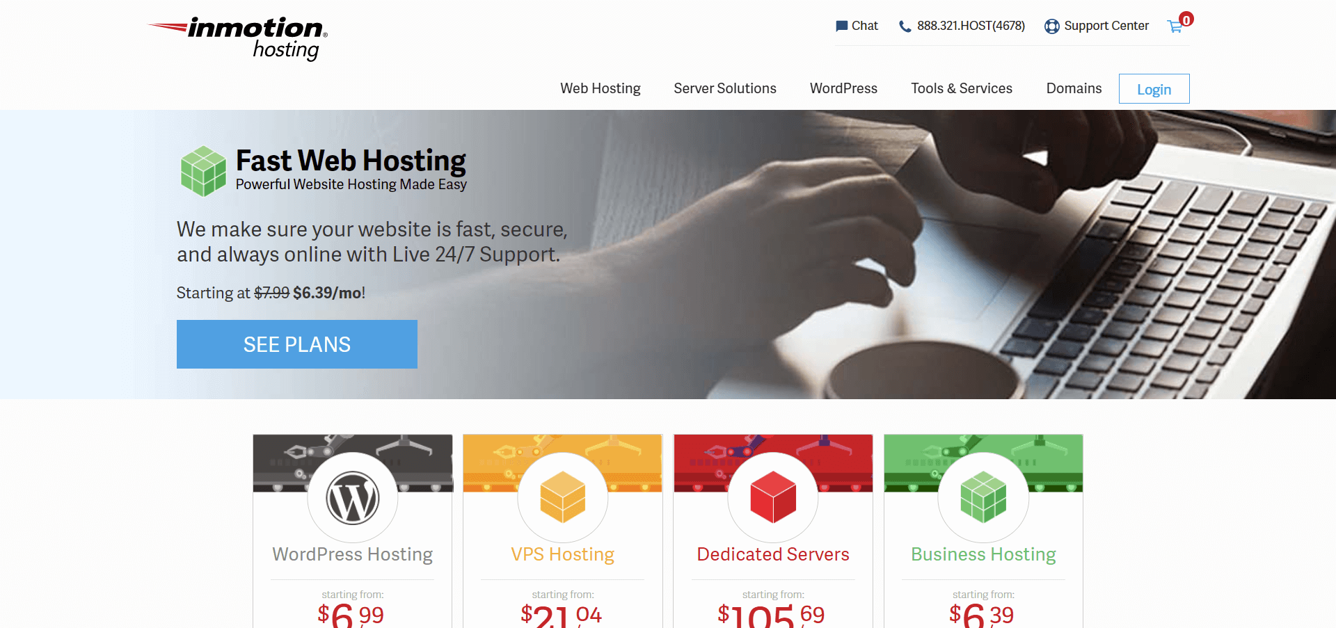 best web hosting for small business, best web hosting 2019, best web hosting for WordPress, web hosting comparison, SaaS blog, All That SaaS
