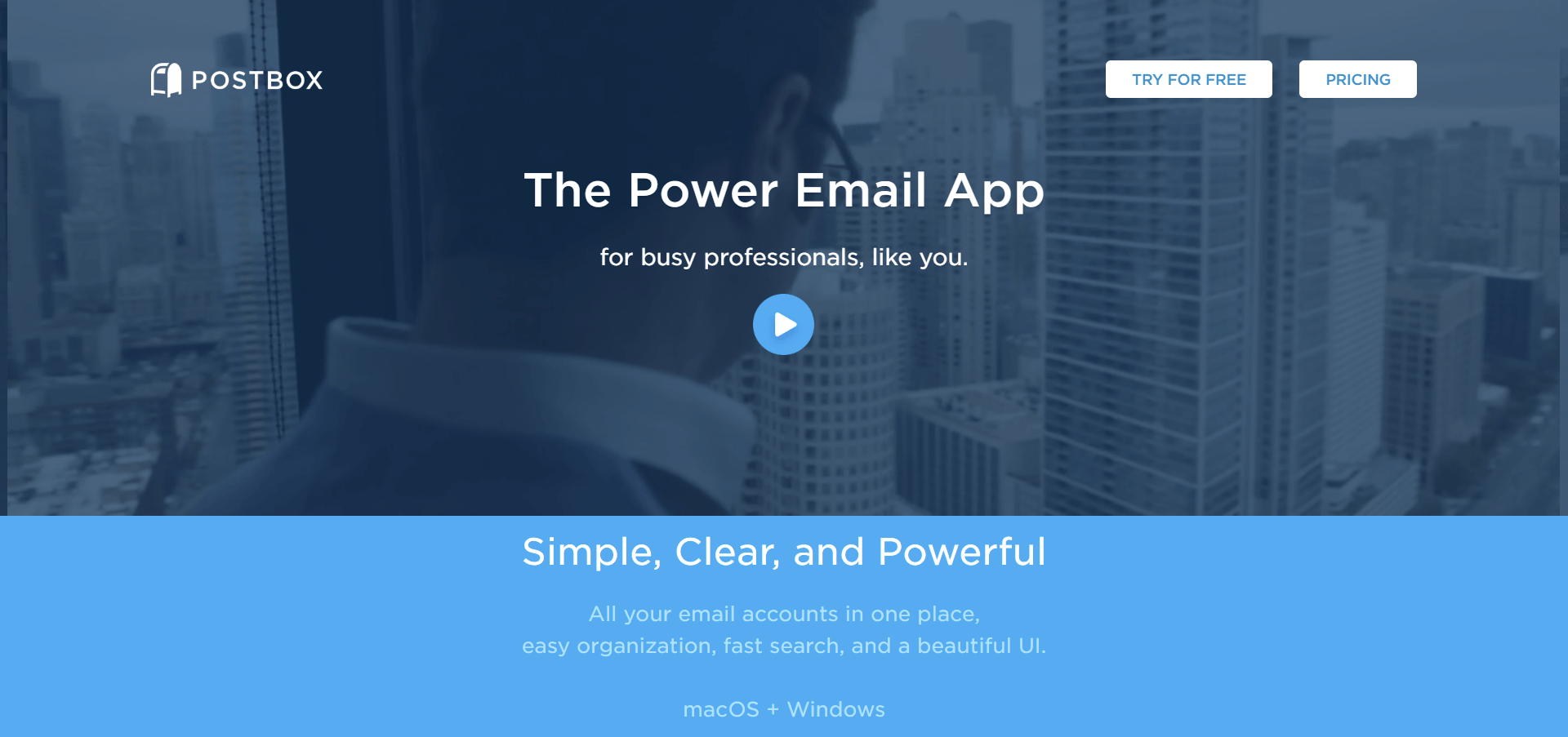 Good email client for mac 2020